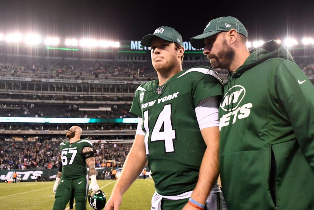 New York Jets rumors: Jimmy Garoppolo for Sam Darnold trade?