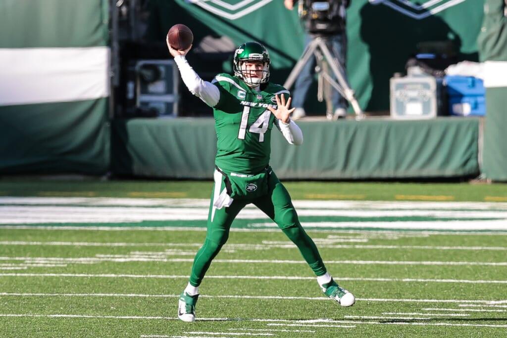Indianapolis Colts quarterback 2021: Sam Darnold