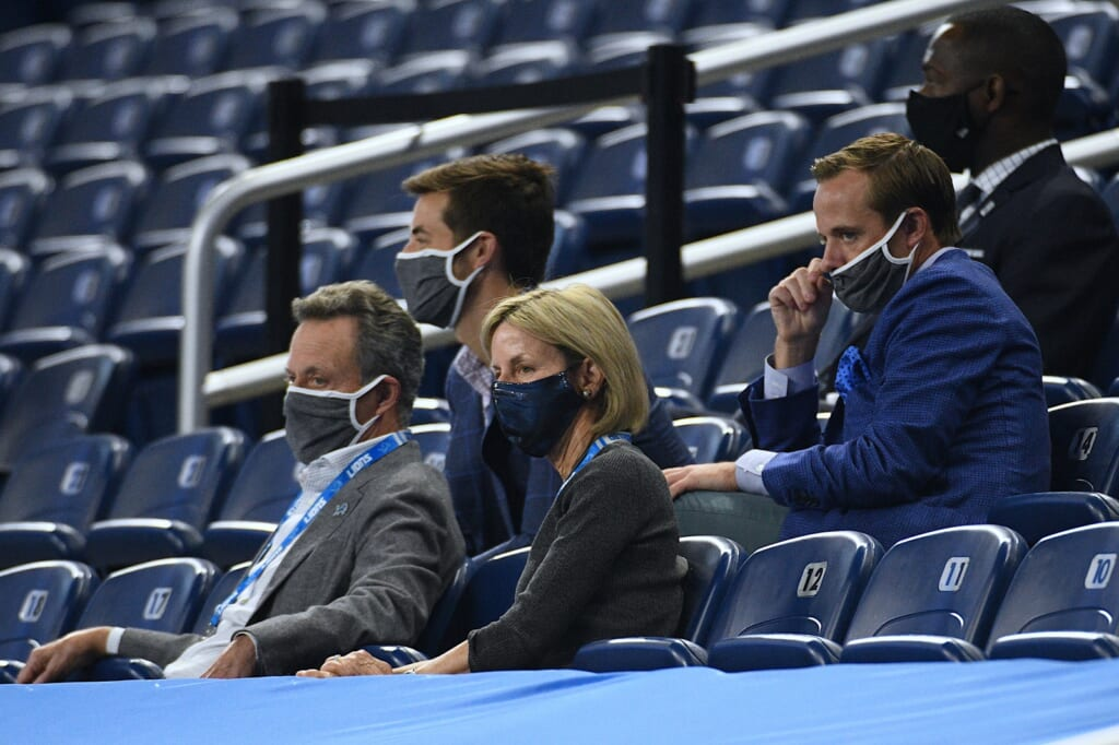 Detroit Lions rumors: Ownership evaluating operations