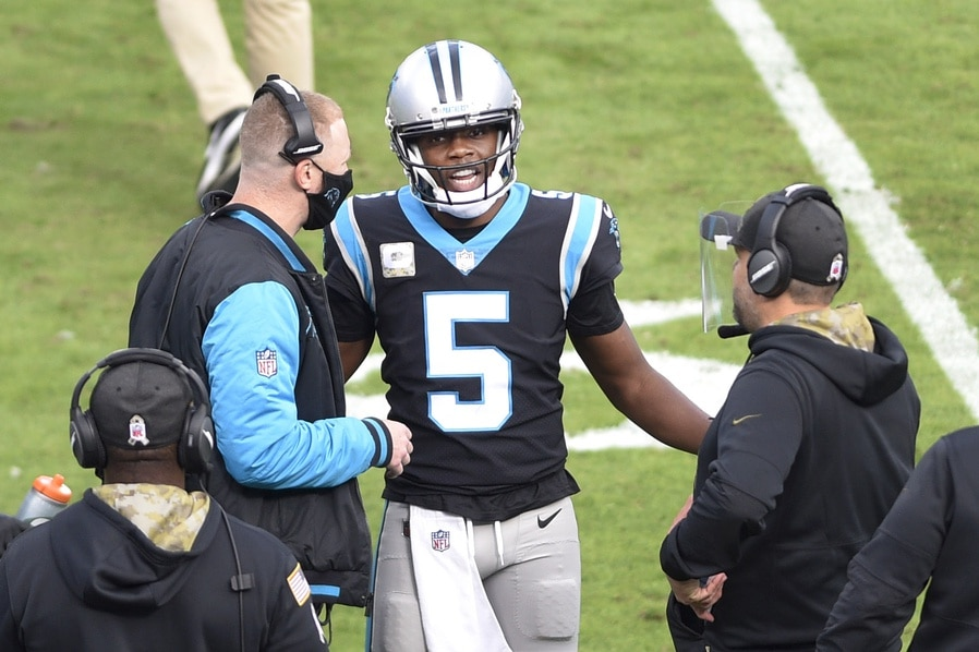 Carolina Panthers upgrade with Zach Wilson in 2021 NFL Draft