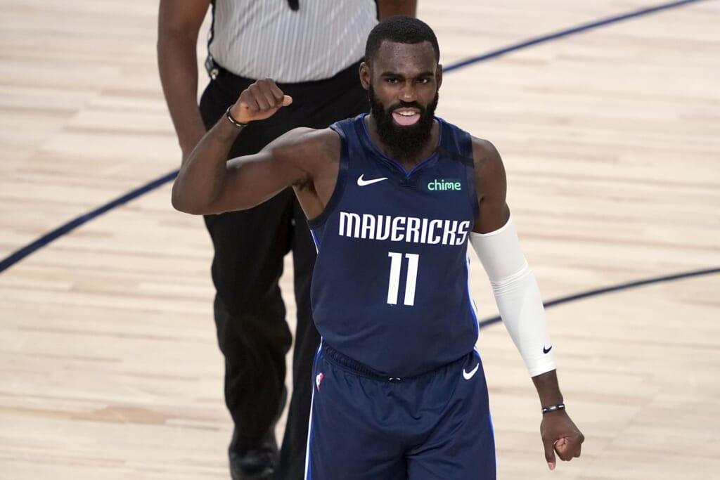 Dallas Mavericks NBA opening night small forward: Tim Hardaway Jr.