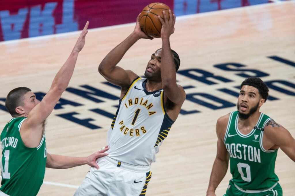 How will Indiana Pacers adjust to T.J. Warren injury?