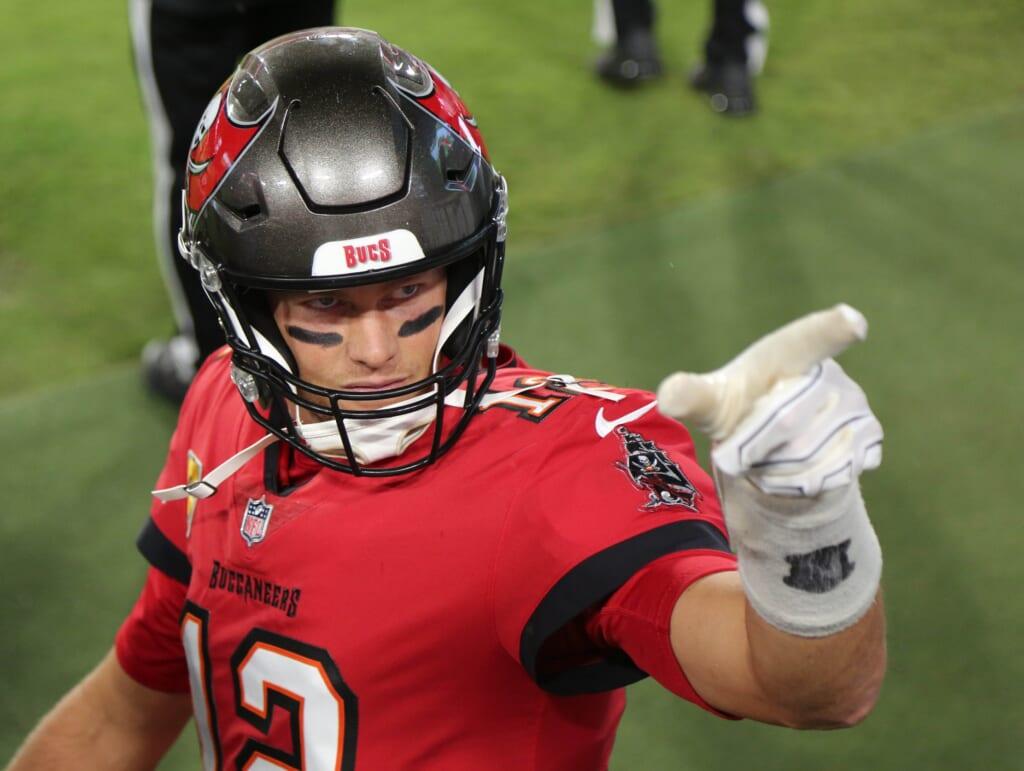 Johnny Manziel NFL fits: Tampa Bay Buccaneers with Tom Brady?