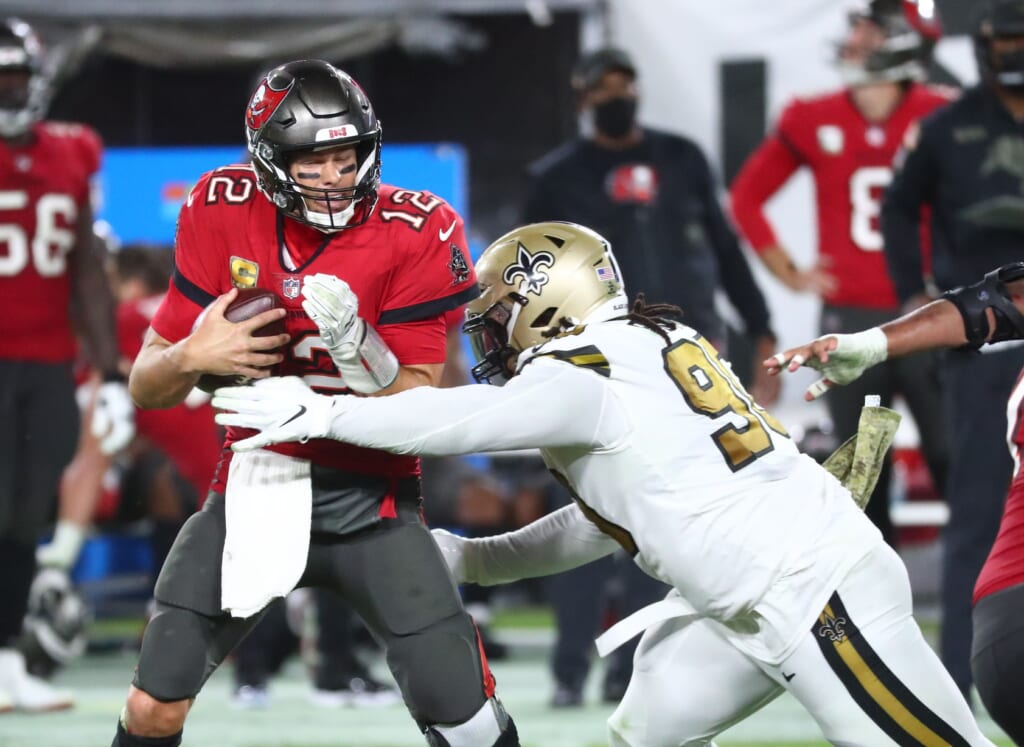 NFL betting futures: Don't count Bucs out