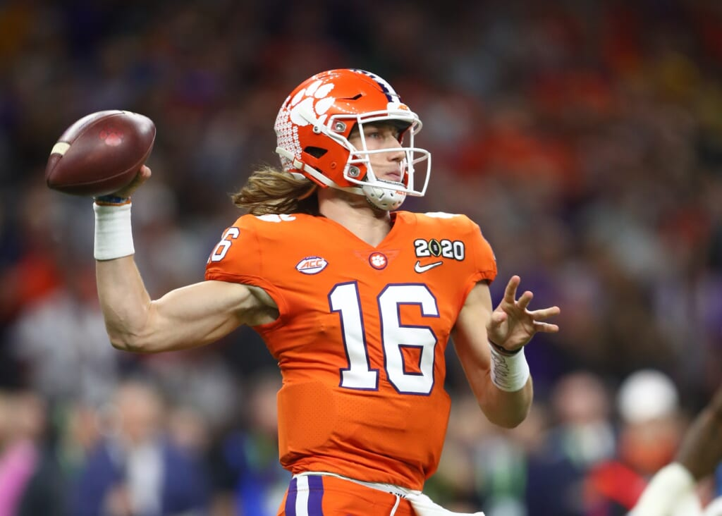 New York Jets rumors: Team can't afford to pass on Trevor Lawrence