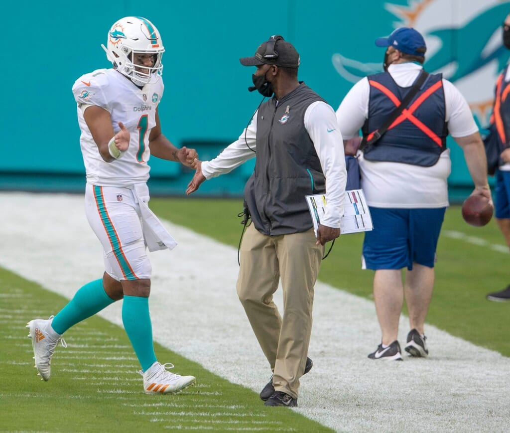 NFL betting futures: How fast is this Dolphins rebuild?