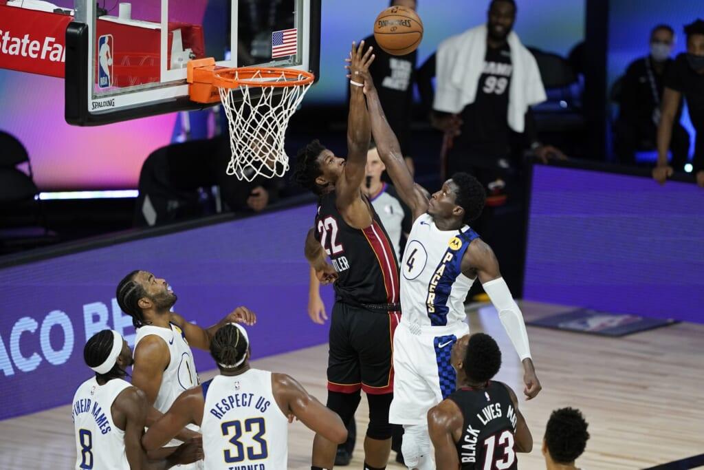 Victor Oladipo trade destinations: Miami Heat