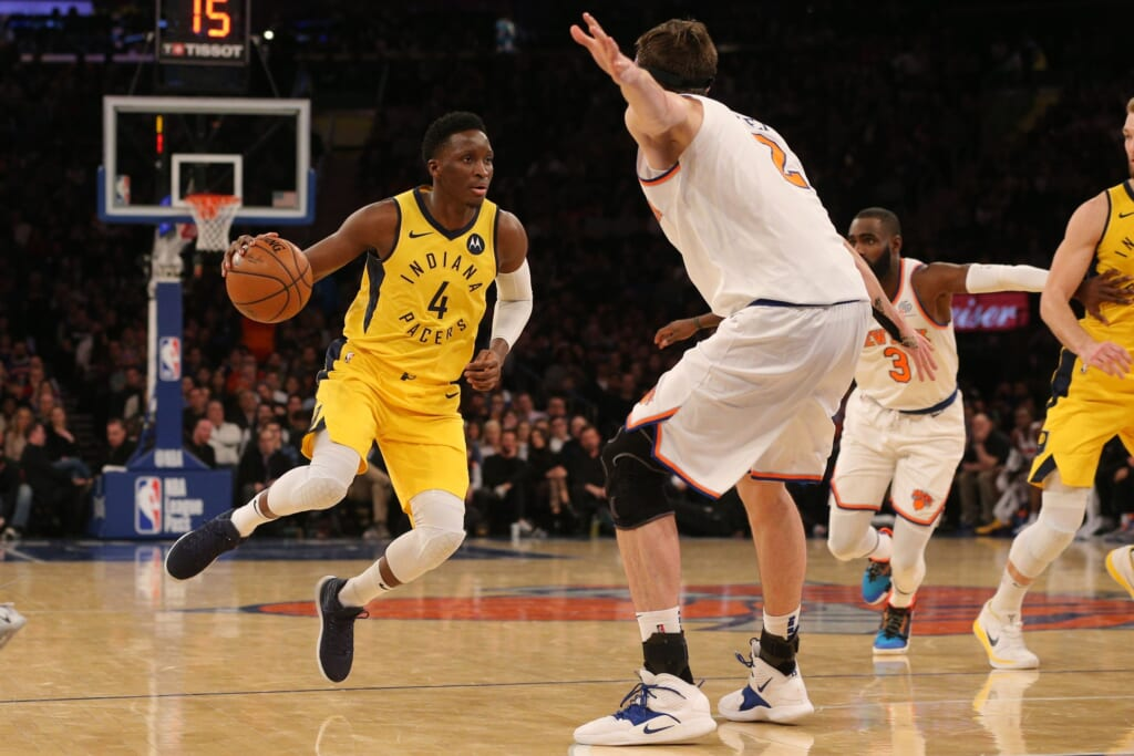 Victor Oladipo trade destinations: New York Knicks