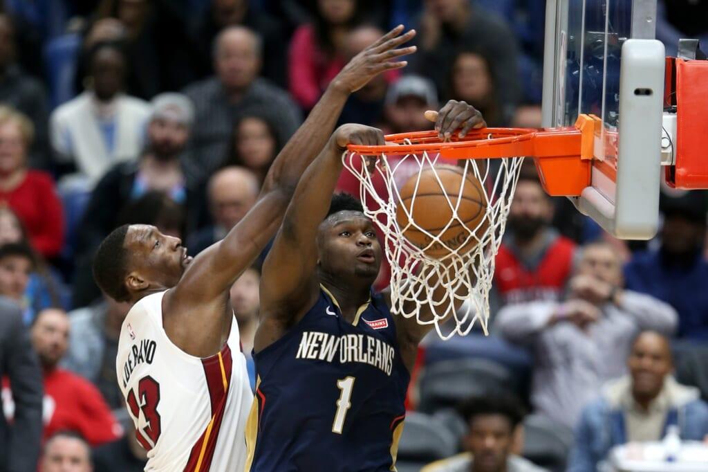 NBA Vegas odds: New Orleans Pelicans