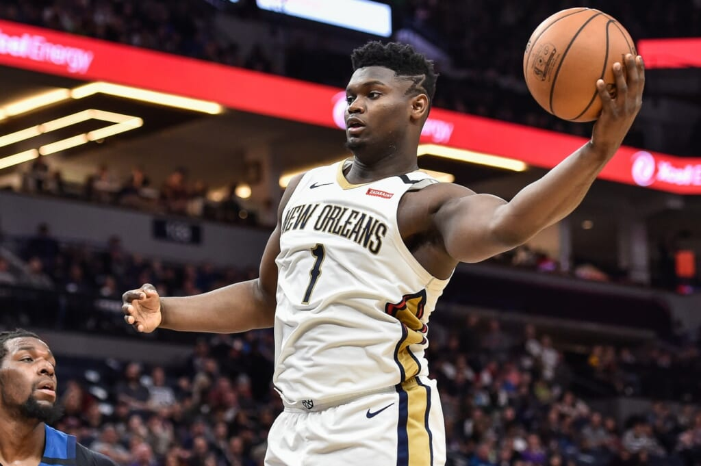 NBA playoff predictions: Zion Williams gets Pelicans in out West