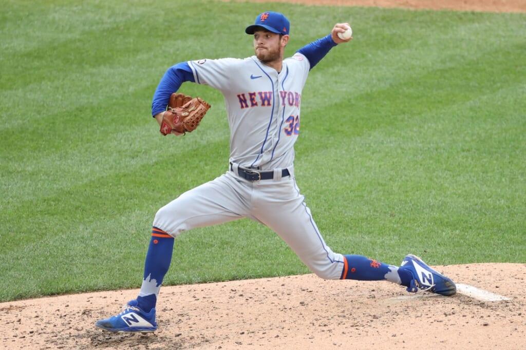 New York Mets pitcher Steven Matz