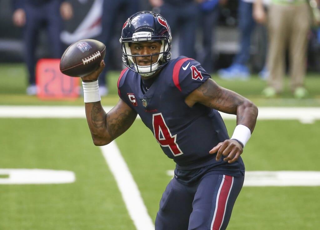 San Francisco 49ers rumors: trade for Deshaun Watson?