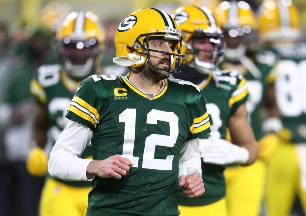 Aaron Rodgers trade?