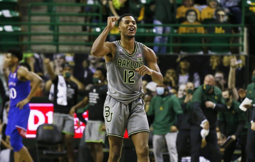 NBA mock draft: Jared Butler