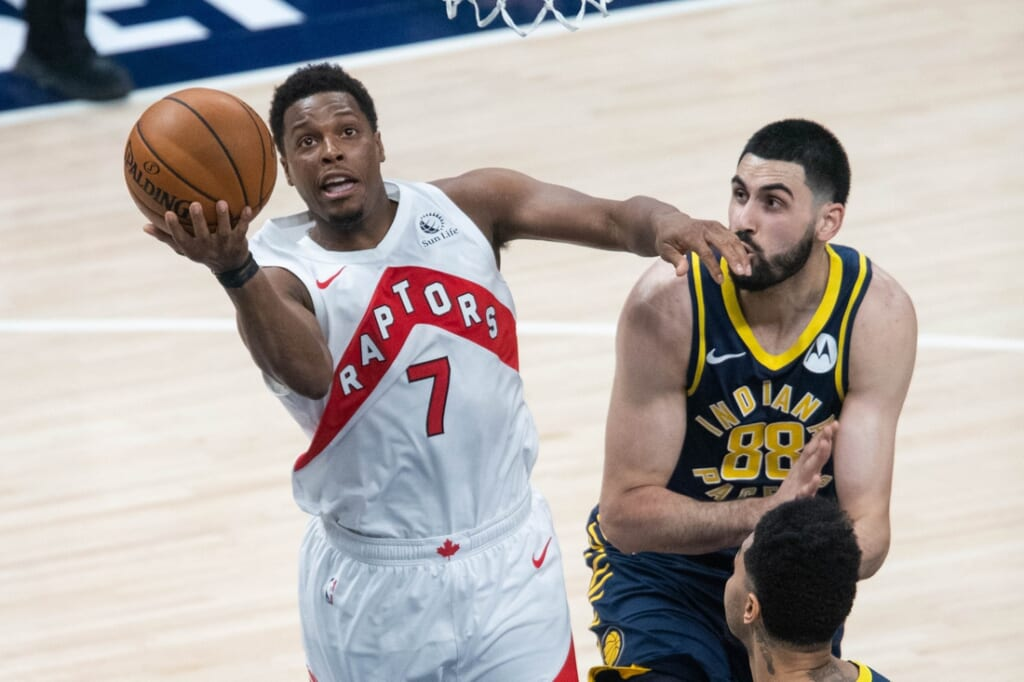 Miami Heat trade for Kyle Lowry