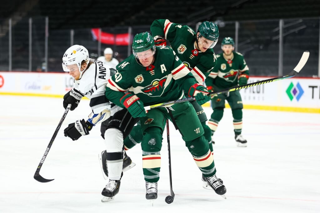 Top 20 NHL free agents of 2021: Ryan Suter