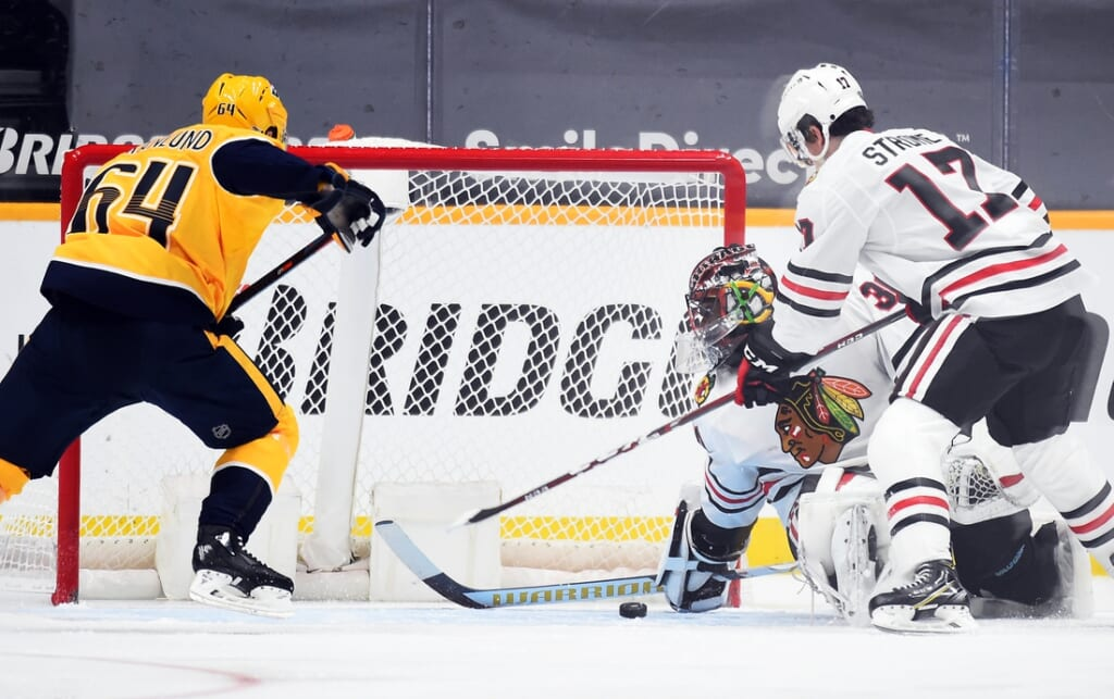 Mikael Granlund NHL trade rumors