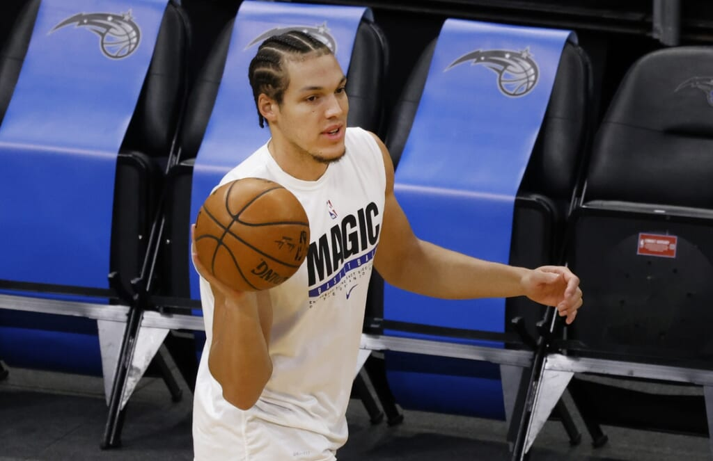 Orlando Magic trade Aaron Gordon