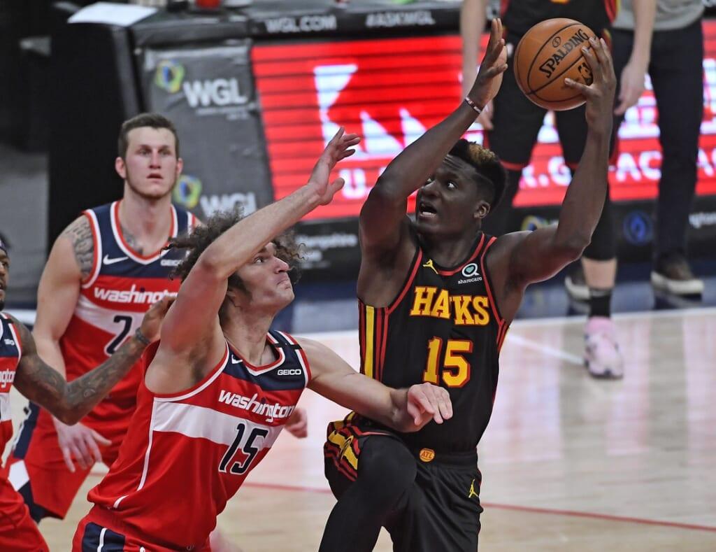Brooklyn Nets trade for Clint Capela