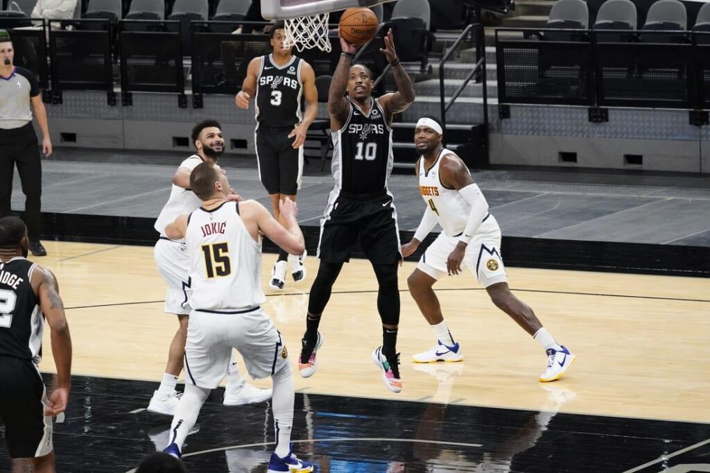 NBA trade rumors: Boston Celtics, DeMar DeRozan