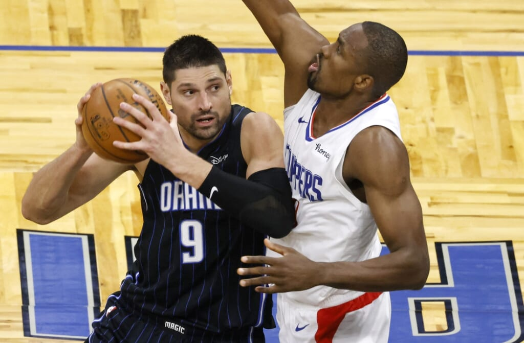 Could a Nikola Vucevic blockbuster be in the cards for the Celtics?