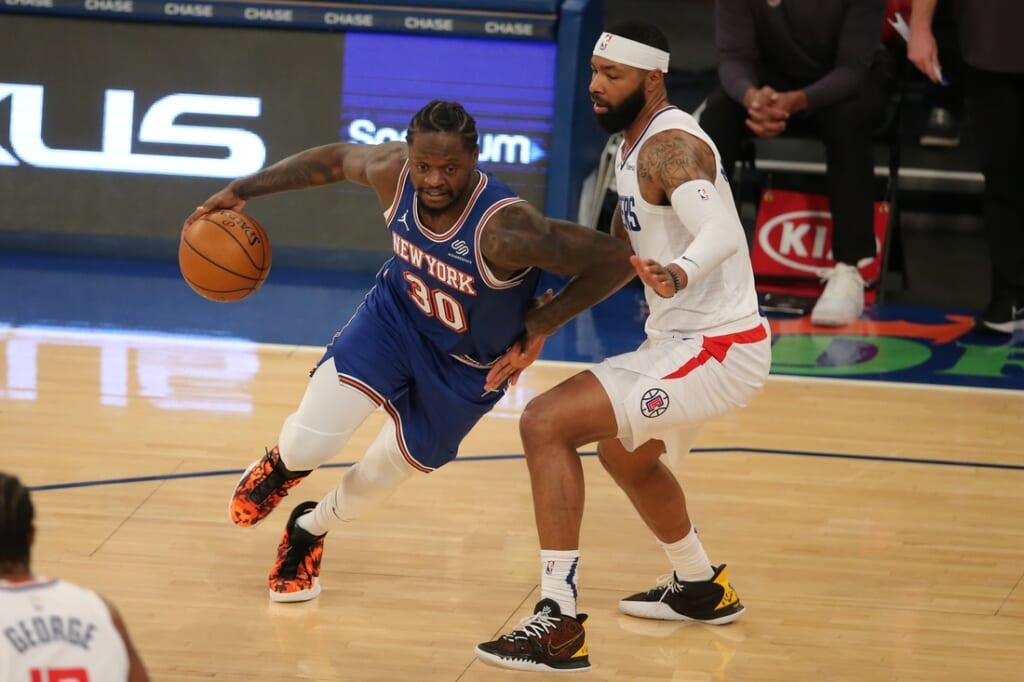 NBA rumors: Knicks to trade Julius Randle?