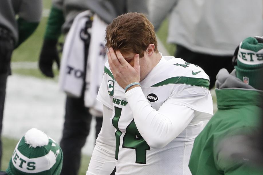 NFL Rumors: New York Jets to trade Sam Darnold?