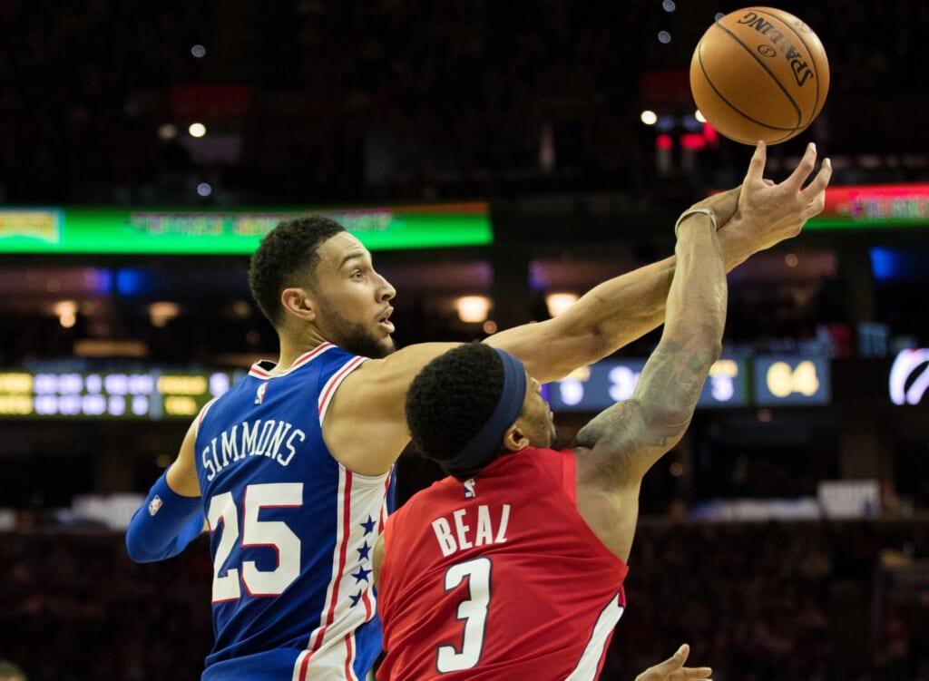 Bradley Beal: Philadelphia 76ers
