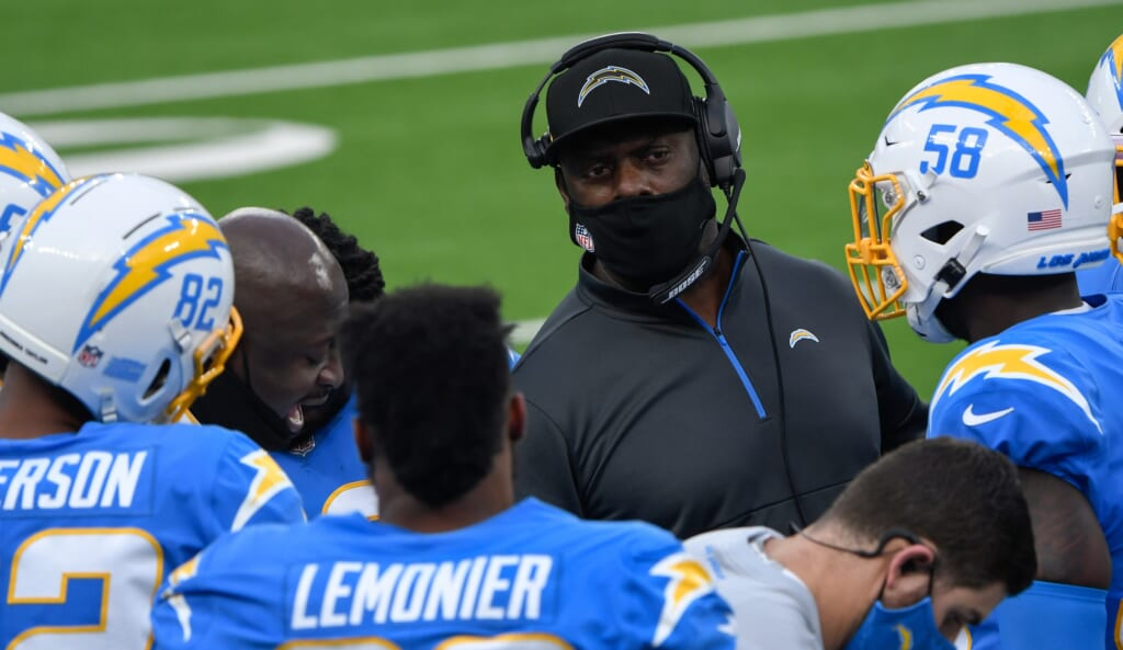 Could Anthony Lynn replace Brian Schottenheimer as Seahawks offensive coordinator?