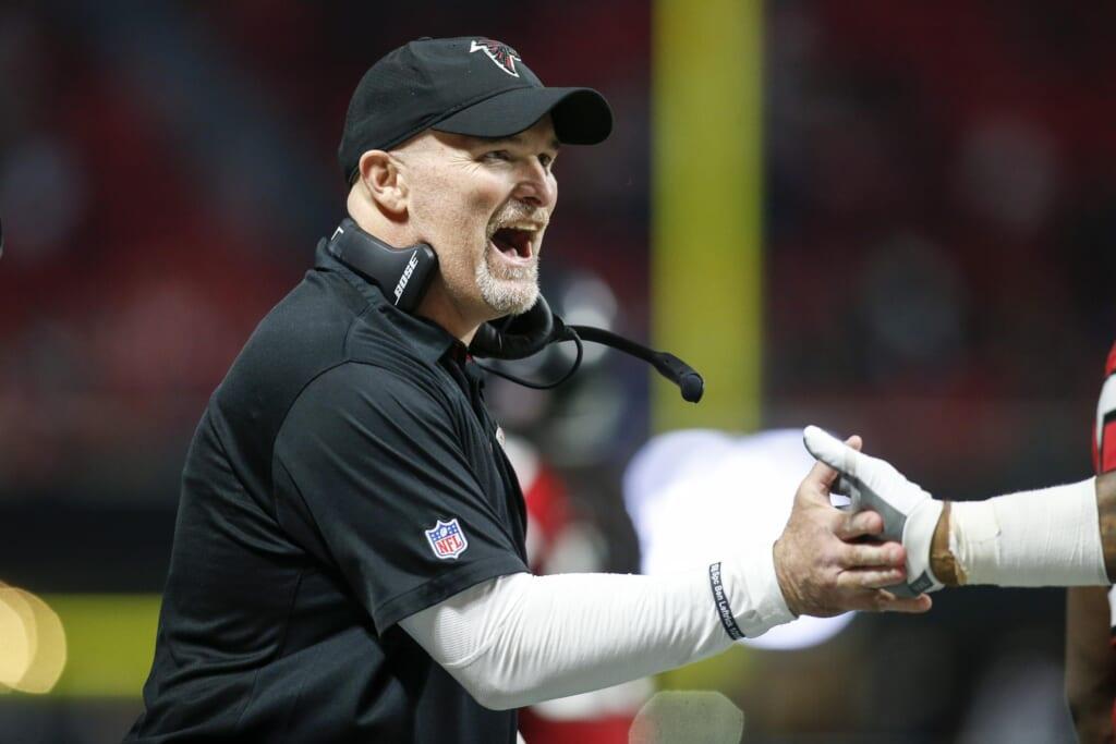 Dallas Cowboys rumors: Dan Quinn: defensive coordinator