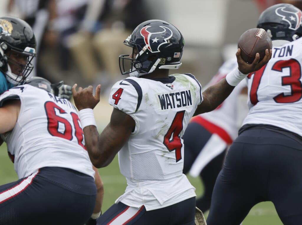 Deshaun Watson trade to the 49ers?