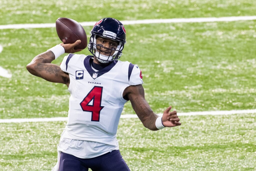 NFL rumors: Deshaun Watson, Aaron Rodgers