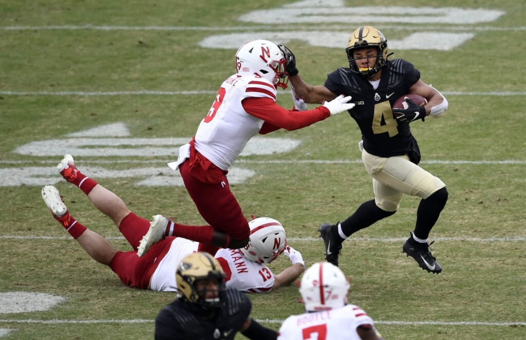 Eagles draft picks: Rondale Moore: 2021 NFL Draft