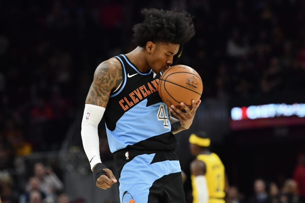 NBA rumors: Cavaliers trade Kevin Porter Jr. to Rockets
