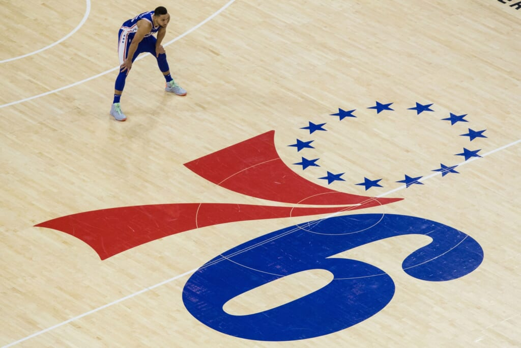 NBA rumors: Ben Simmons was set to be included in James Harden trade