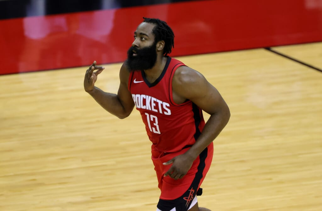 NBA rumors: James Harden