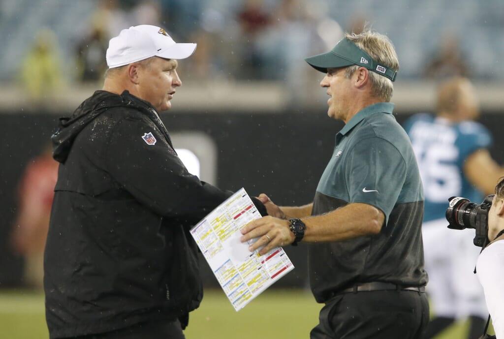 NFL coaches fired: Doug Pederson