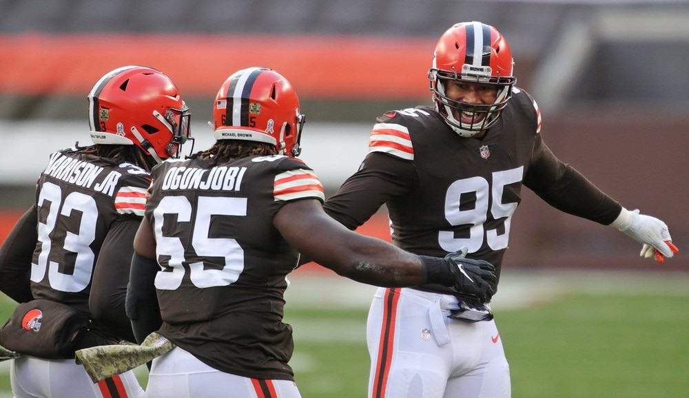 NFL defense rankings: NFL Playoffs: Cleveland Browns
