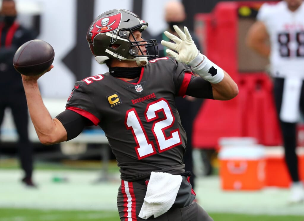 NFL power rankings: NFL Playoffs: Tampa Bay Buccaneers
