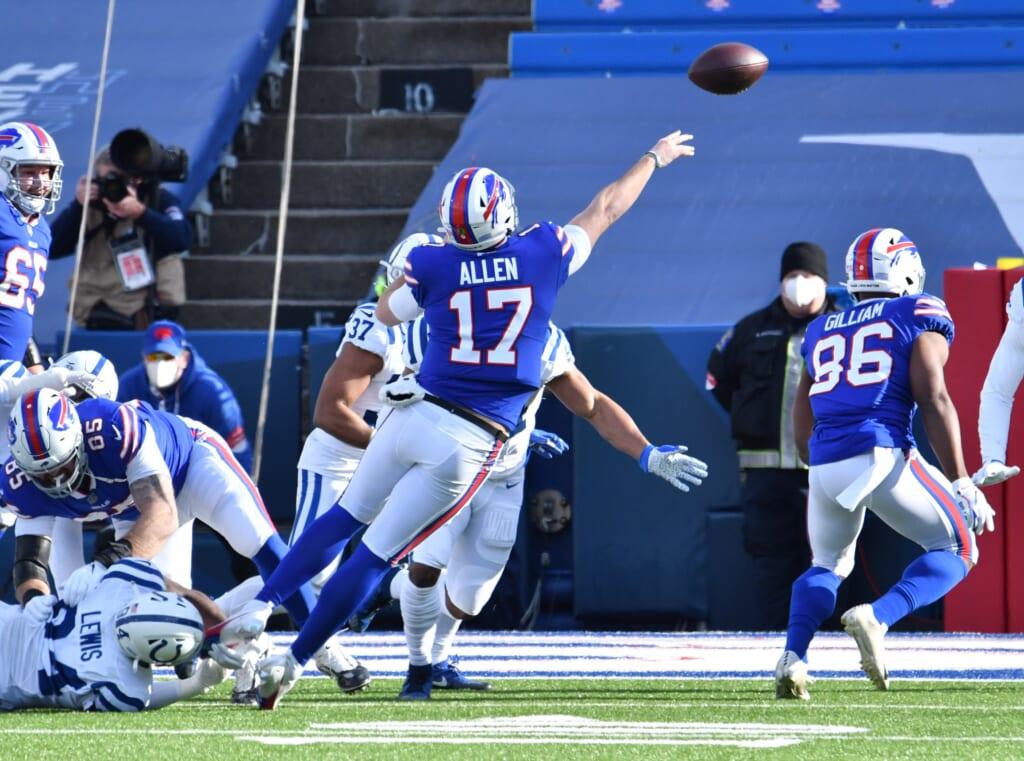 NFL Playoffs: NFL Divisional Round: Buffalo Bills