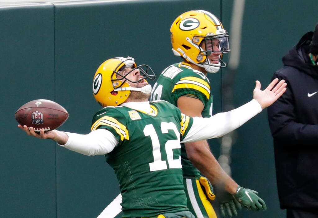 NFL power rankings: NFL Playoffs: Green Bay Packers