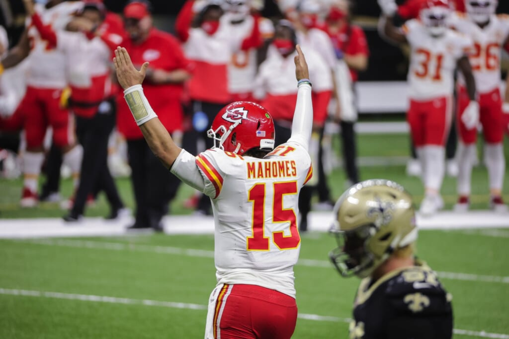 NFL power rankings: NFL Playoffs: Kansas City Chiefs