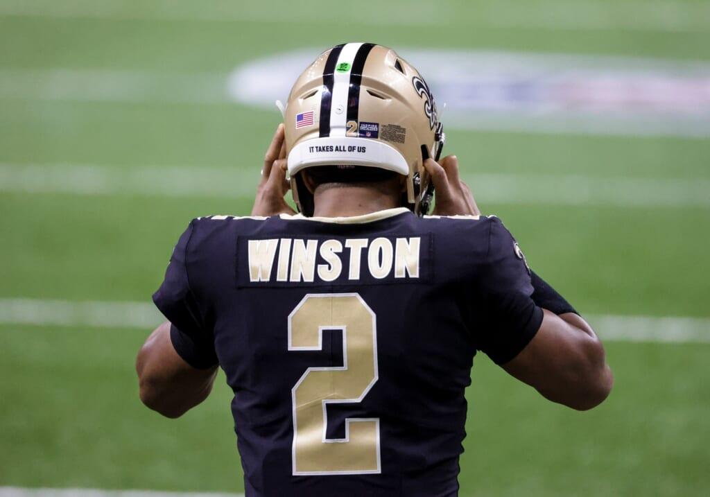 Los Angeles Rams quarterback: Jameis Winston