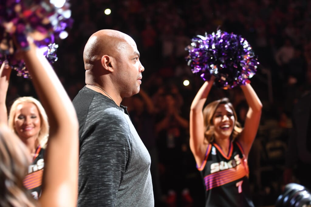 Biggest NBA trade: Charles Barkley to the Suns