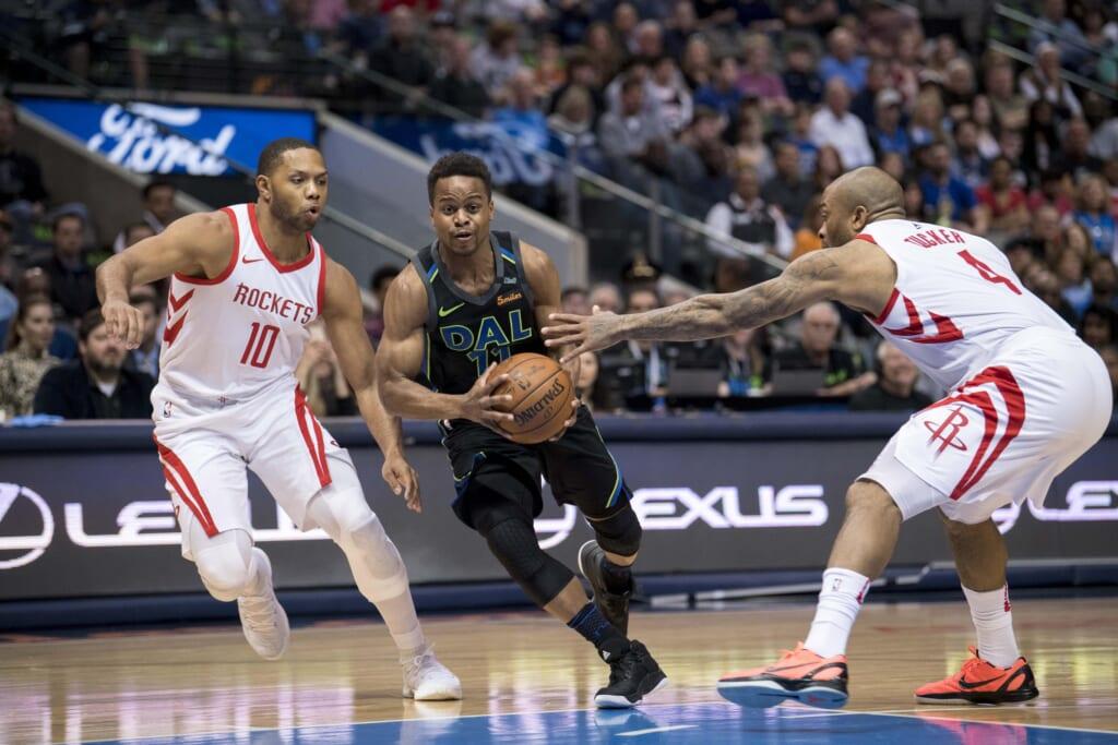 Houston Rockets trade options: Eric Gordon, P.J. Tucker