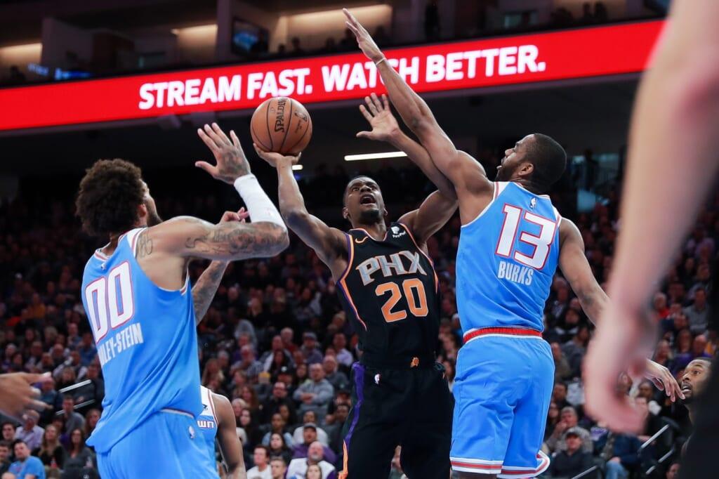 2017 NBA Draft: Josh Jackson, Phoenix Suns