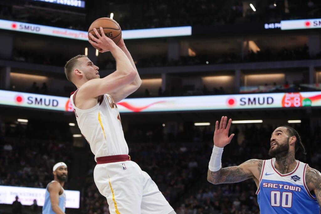 2014 NBA Draft: Nik Stauskas, Sacramento Kings