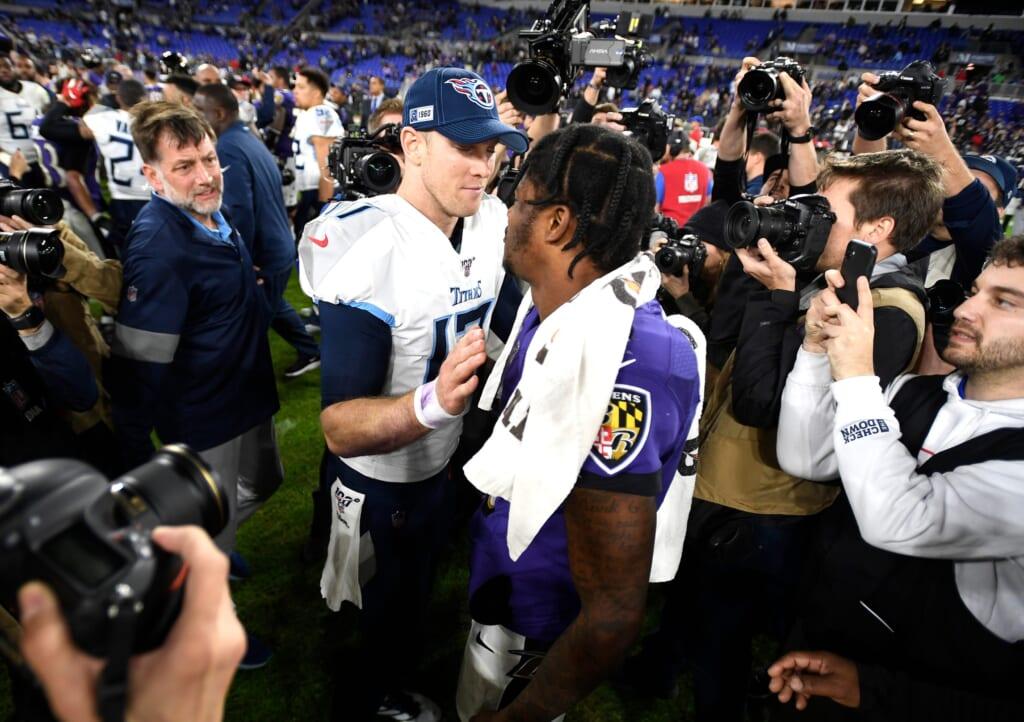NFL Playoffs: Ravens-Titans prediction