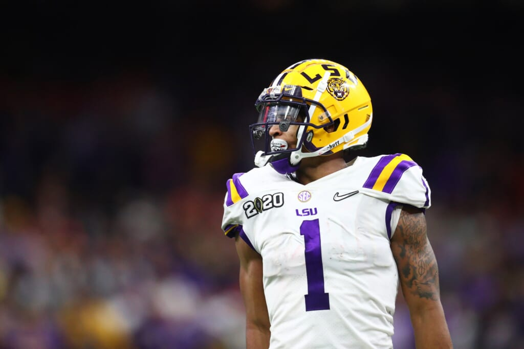 Bengals rumors: Could the team draft Ja'Marr Chase?