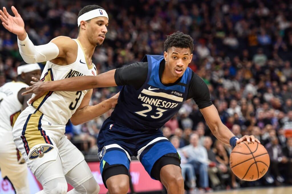 2019 NBA Draft: Jarrett Culver, Minnesota Timberwolves